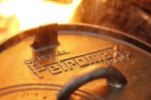 Petromax støbejern
