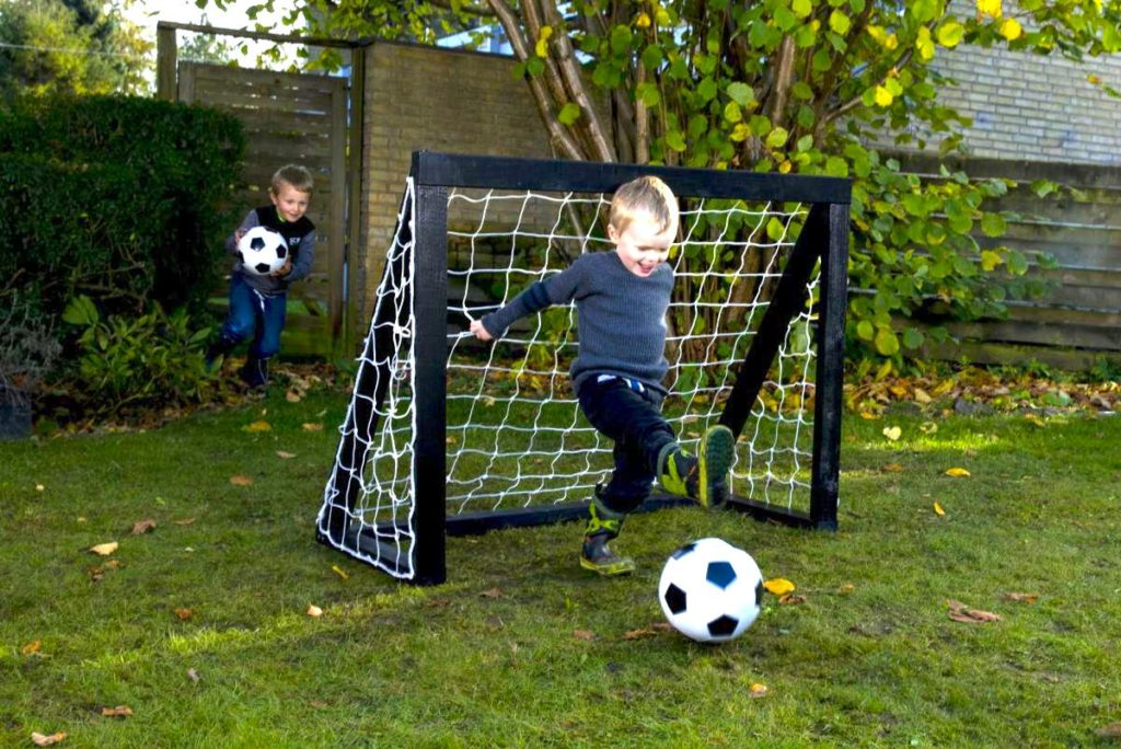 lille fodboldmål 100 cm