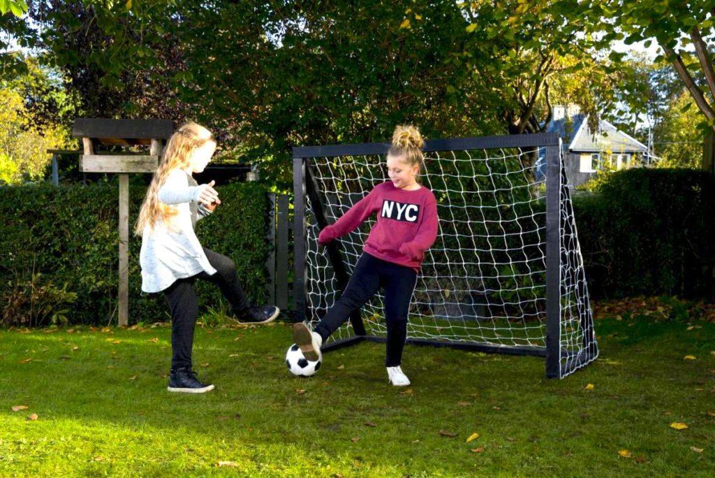 fodboldmål børn i haven